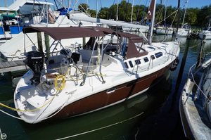 Used Hunter 460 Racer and Cruiser Sailboat For Sale