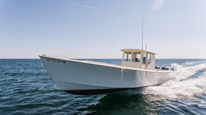 Used Hylan Pelican 34 Center Console Center Console Fishing Boat For Sale