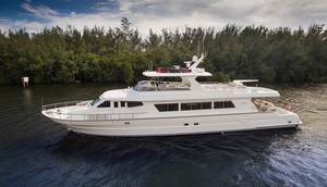 Used Tarrab 2002 Motor Yacht For Sale