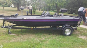 Used Champion 187 Elite Bass Boat For Sale