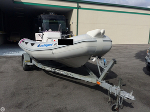 Used Callegari Olimpus 54 Inflatable Boat For Sale