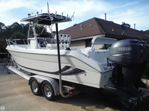 Used Cobia 274 Center Console Fishing Boat For Sale