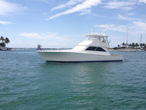 Used Viking Yachts Sport Fish Sports Fishing Boat For Sale
