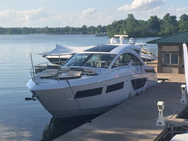 Used Cruisers Yachts 60 Cantius Cruiser Boat For Sale
