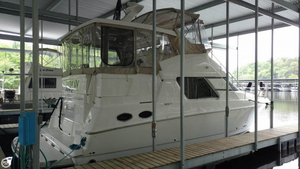Used Silverton 392 Motoryacht Aft Cabin Boat For Sale