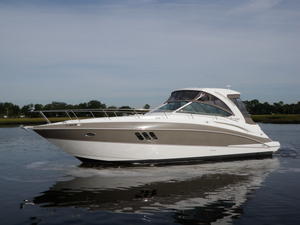 Used Cruisers Yachts 38 Express 360/380 W/ Joystick Express Cruiser Boat For Sale