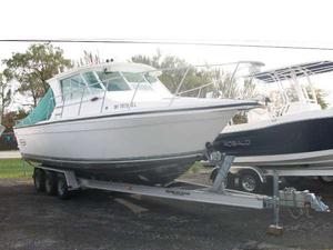 Used Baha Cruisers 277 GLE HT Freshwater Fishing Boat For Sale