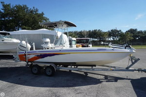Used Spectre 22 Sport Bay Boat For Sale