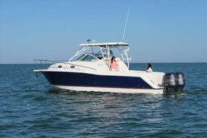 New Stamas Walkaround Fishing Boat For Sale