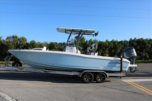 New Crevalle Boats Center Console Fishing Boat For Sale