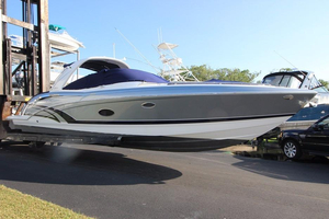 Used Formula 350 Crossover Bowrider Boat For Sale