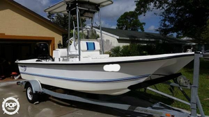 Used Twin Vee Baycat 19 Center Console Fishing Boat For Sale