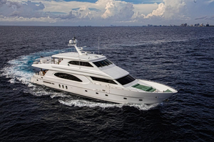 Used Hargrave Sky Lounge Motor Yacht For Sale