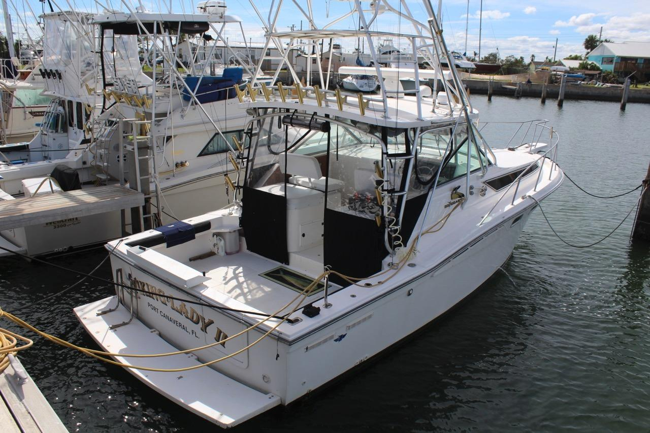 1998 used wellcraft 330 coastal sports fishing boat for for Used sport fishing boats for sale
