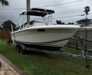 Used Angler 230 Center Console Fishing Boat For Sale