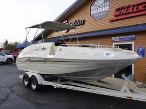 Used Mariah 214 Jubilee Deckboat Deck Boat For Sale