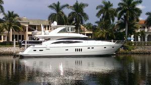Used Princess Viking Sport Cruiser Motor Yacht Flybridge Boat For Sale