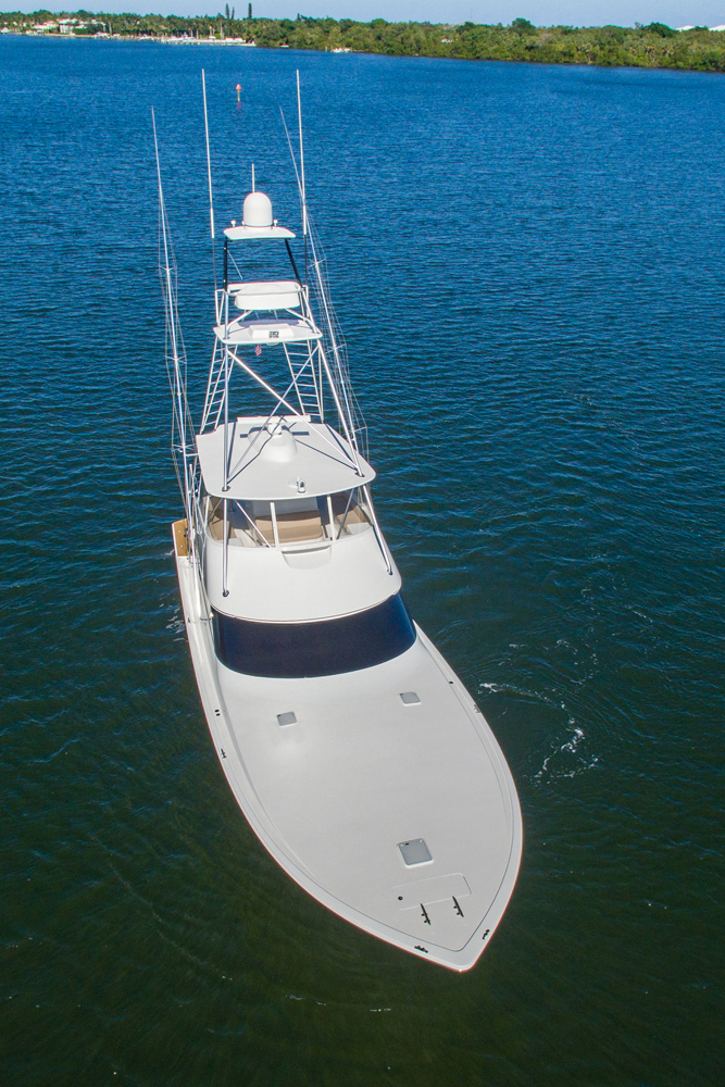 2008 used viking sports fishing boat for sale 1 895 000 for Viking fishing boat