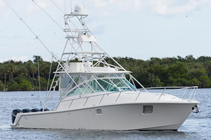 Used Sea Vee Sports Fishing Boat For Sale