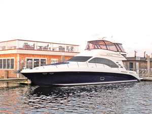 Used Sea Ray 58 Sedan Bridge® Motor Yacht For Sale