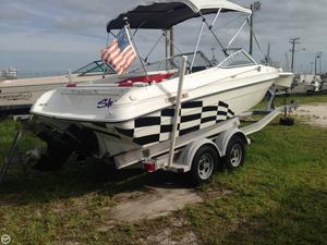 Used Rinker 209 Captiva Bowrider Boat For Sale
