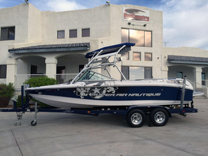 Used Nautique 210 Super Air Nautique Ski and Wakeboard Boat For Sale