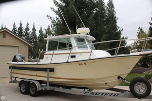 Used Steiger Craft Miami 255DV Pilothouse Boat For Sale