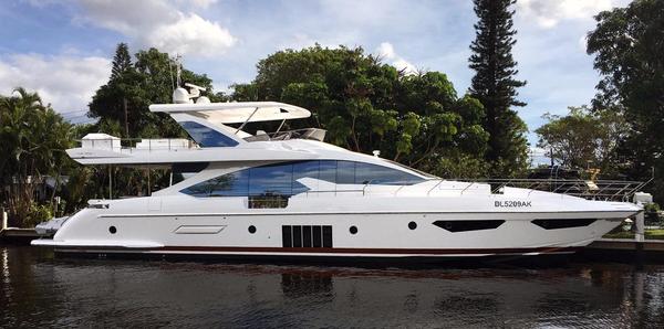 Used Azimut Flybridge - US Spec Motor Yacht For Sale