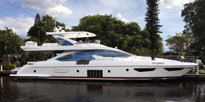 Used Azimut Motor Yacht For Sale