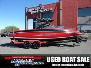Used Supra Sunsport 242 Ski and Wakeboard Boat For Sale