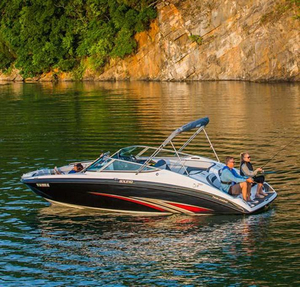 New Yamaha SX 210 Jet Boat For Sale