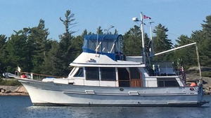 Used Albin 40 Trawler Aft Cabin Boat For Sale