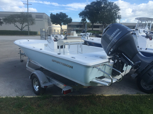 New Sportsman Boats 20 ISLAND BAY Boat For Sale