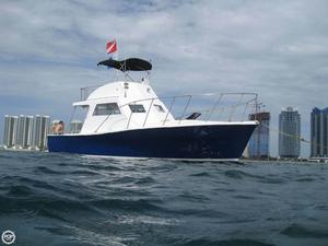 Used Ensign 36' Custom Dive Boat Dive Boat For Sale