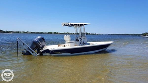 Used Pathfinder 2300 HPS Bay Boat For Sale