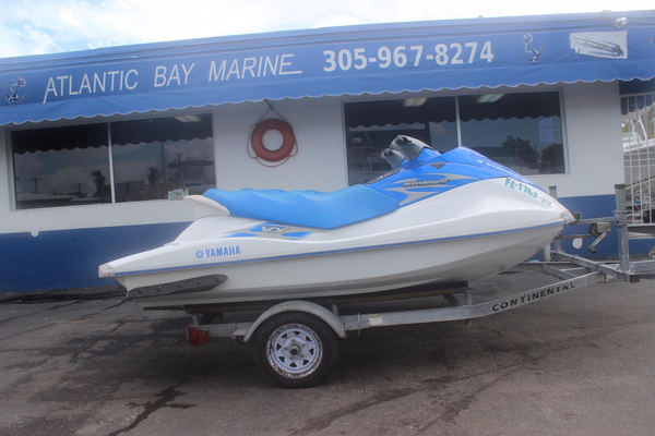Used Yamaha VX 110 Personal Watercraft For Sale