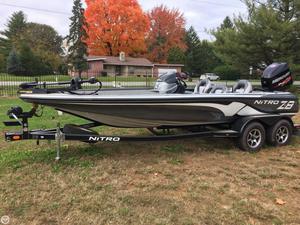 Used Nitro Z-8 Bass Boat For Sale