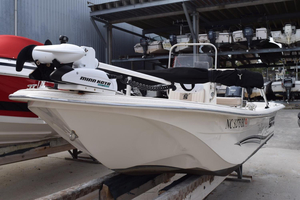Used Carolina Skiff JVX16SS Saltwater Fishing Boat For Sale
