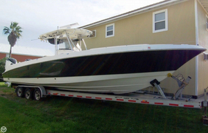 Used Wellcraft 35 Center Console Scarab Center Console Fishing Boat For Sale