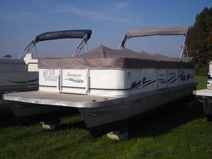 Used Sundancer 240 C Pontoon240 C Pontoon Boat For Sale