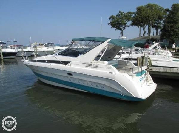 Used Bayliner 3055 Cierra Sunbridge Express Cruiser Boat For Sale