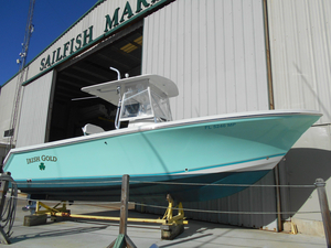 Used Sailfish 236 CC Saltwater Fishing Boat For Sale