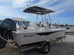 Used Ranger 220 Bahia Freshwater Fishing Boat For Sale