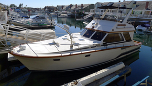 Used De Marco 44 Sports Fishing Boat For Sale