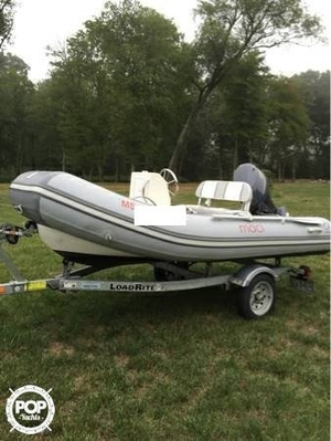 Used Zodiac Bayrunner 340 Inflatable Boat For Sale