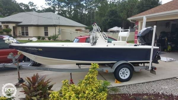 Used Mako 1801 Inshore Center Console Fishing Boat For Sale