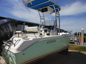 Used Cobia 185 Center Console Fishing Boat For Sale