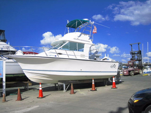 Used Baha Cruisers 299fb Sports Fishing Boat For Sale