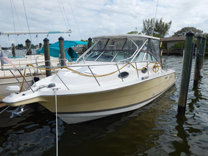 Used Wellcraft Coastal 290 Express Cruiser Boat For Sale