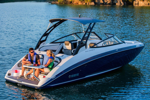 New Yamaha 242 Limited S Jet Boat For Sale